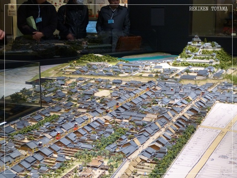 3-261 「城とまちミュージアム」の城下町の模型_R.JPG